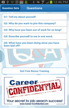 Job Interview Questions & Answers App